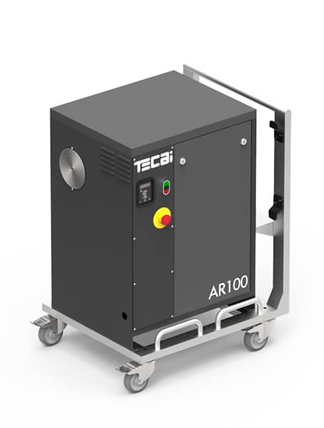 air compressor for air duct cleaning