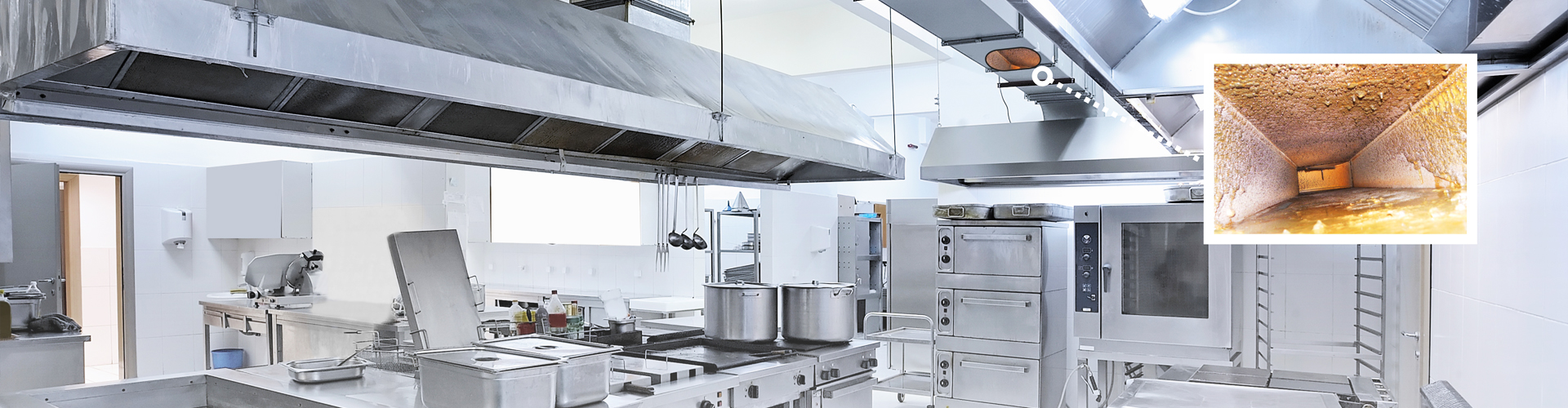 Kitchen Exhaust Cleaning Equipment - Kitchen Exhaust Cleaning