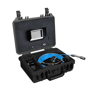 VISIOMAX, inspección de conductos