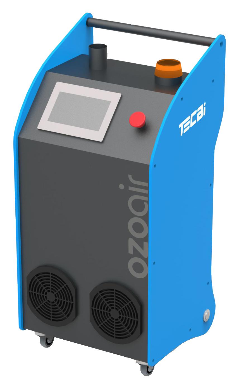 Generador de ozono eliminación de coronavirus