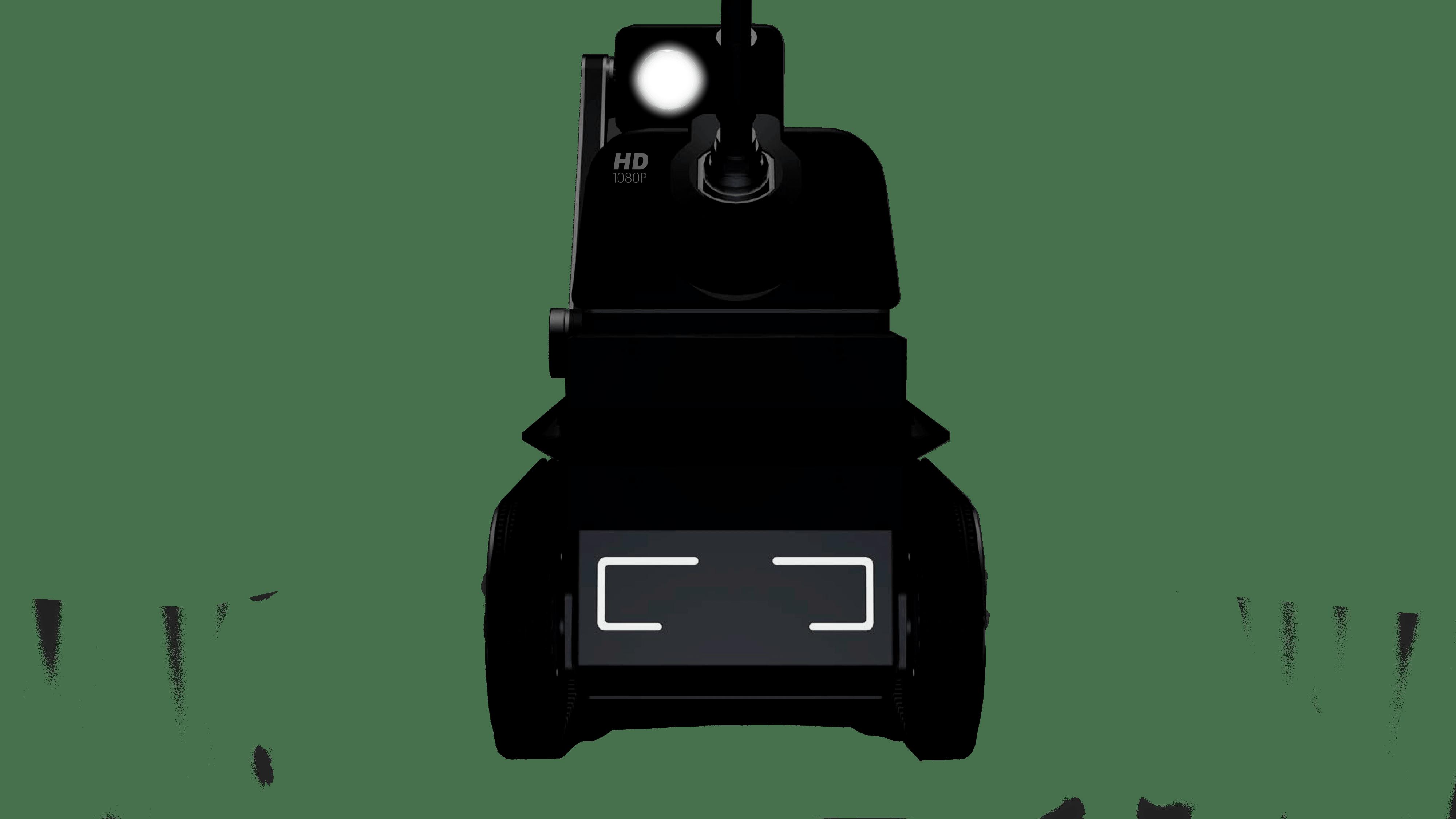 Robô de limpeza de condutas de ar com múltiplas funções