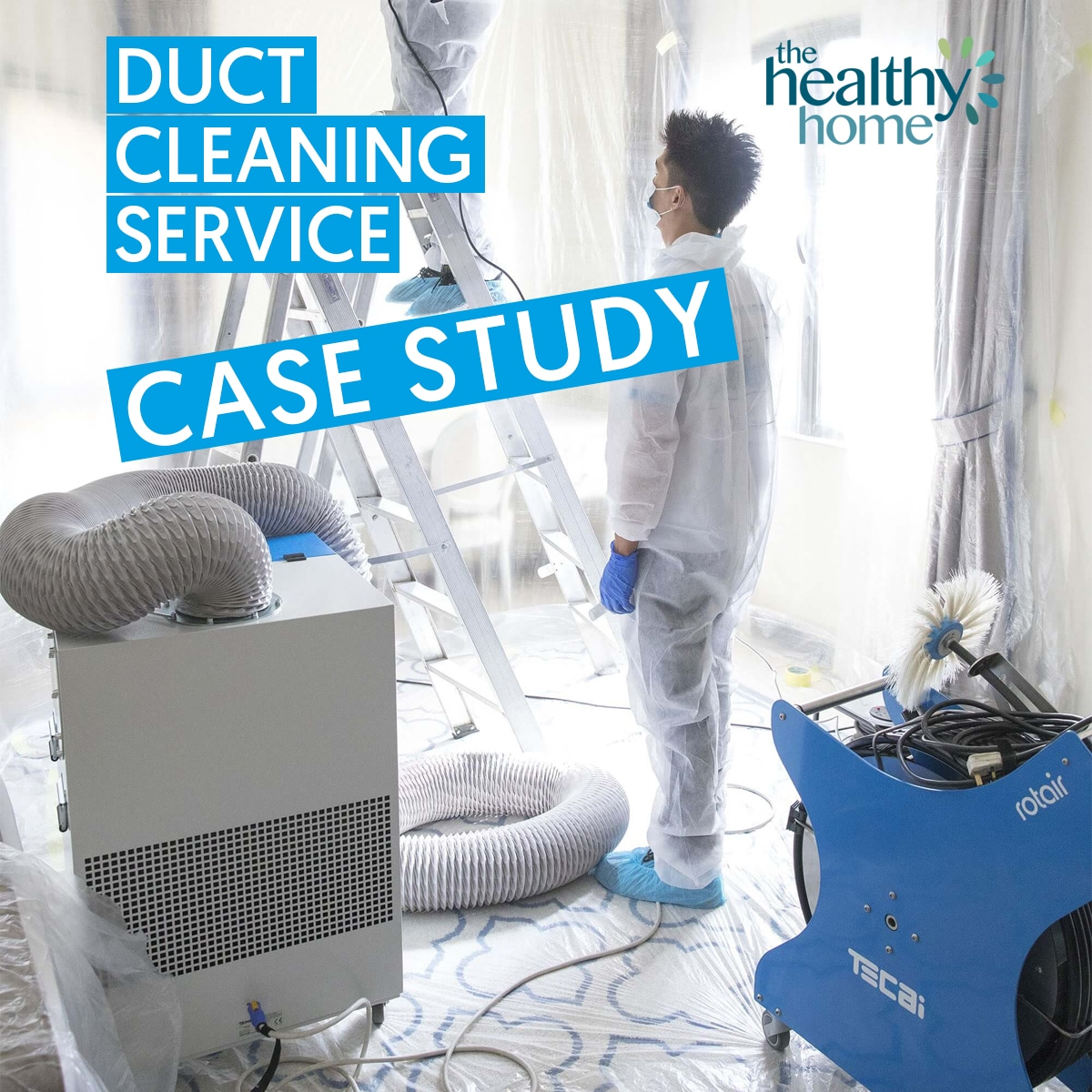 duct cleaning case study